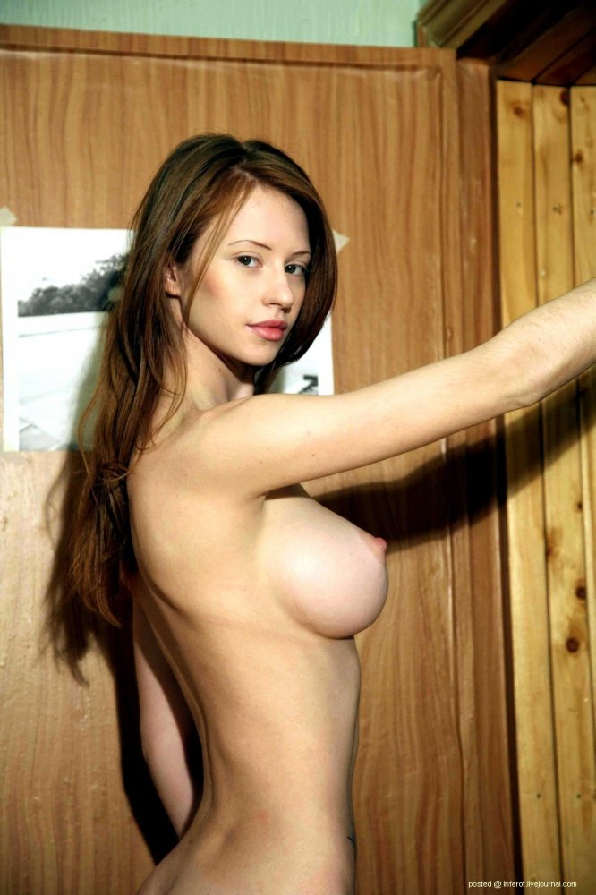 Thin naked women